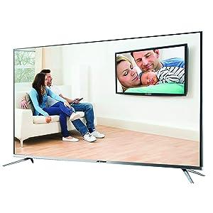 Aftron 65 Inch LCD Smart TV Black - AFLED6504KSMTT2