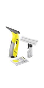 Kärcher Window Vac WV 6 y Window Cleaner KV 4 - Pack de limpiadora a ...