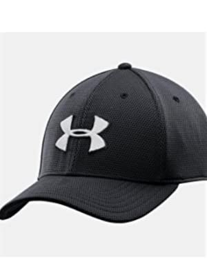 fe2c6dff74077 ... czech amazon under armour mens blitzing ii stretch fit cap under b3f43  03588