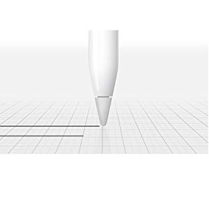 Apple Pencil MK0C2ZM/A - White (Pack of 1)