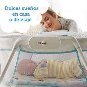 La Cuna De viaje para bebé recién nacido, multicolor ofrece una combinación calmante y relajante de vibraciones suaves y acolchado mullido que ayudan a ...