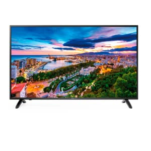 Televisor Led 50 Pulgadas Full HD Smart TD Systems K50DLM8FS. Resolución 1920 x 1080, 3X HDMI, VGA, 2X USB, Smart TV.: Amazon.es: Electrónica