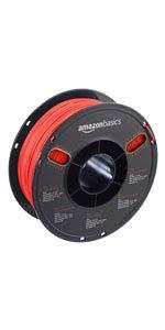 AmazonBasics - Filamento de ABS para impresora 3D, 1,75 mm, Azul ...