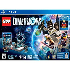 Amazon com: LEGO Dimensions Starter Pack - Xbox 360: Whv