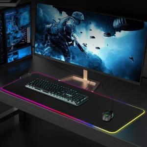 RGB Gaming Mouse Pad