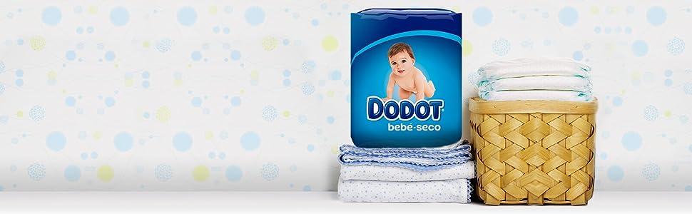 Dodot Bebé-Seco Pañales Talla 2, 78 Pañales, el unico Pañal con canales de Aire, 4 a 8 kg: Amazon.es: Bebé