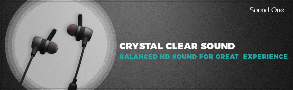 Sound One X50 Earphones With Mic With Crystal Clear Sound