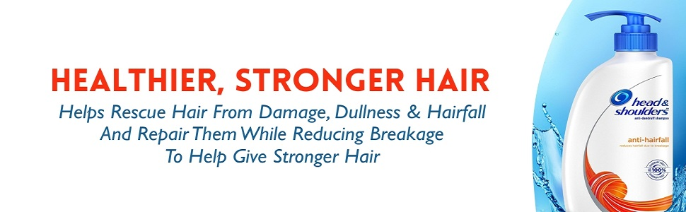Head & Shoulders Anti-hairfall Shampoo
