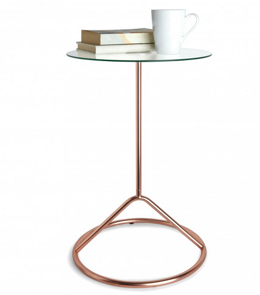 Umbra Loop Side Table Copper Amazon Ca Home Amp Kitchen