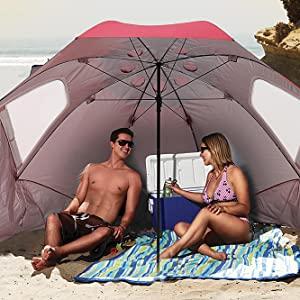 Sport-Brella Umbrella - Portable Sun and Weather Shelter