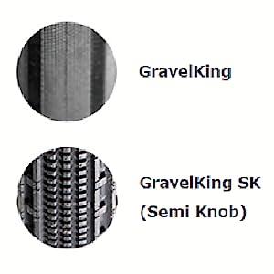 パナレーサー(Panaracer) GravelKing SK