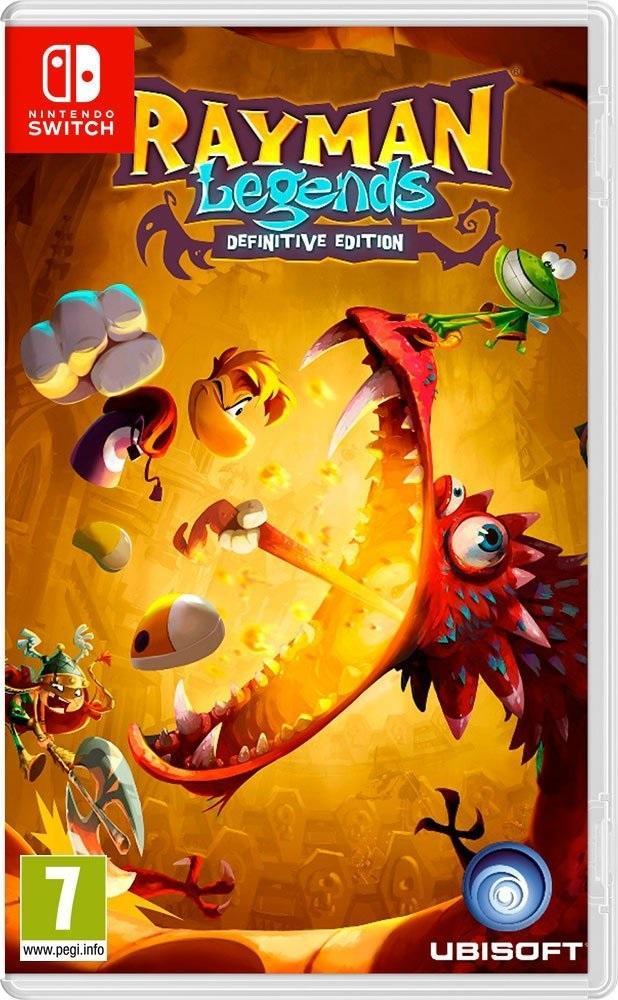 Rayman Legends Definitive Edition Amazon Es Videojuegos