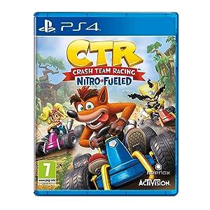 Crash Team Racing Nitro-Fueled - PlayStation 4