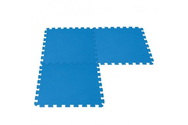 Intex 29081 - Protector suelo para piscinas 50 x 50 x 1 cm, 8 ...