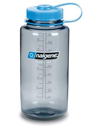 10 Inch Glow Bottle Blue