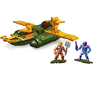 Mega Construx Probuilder Wind Raider Attack Mattel GCP90