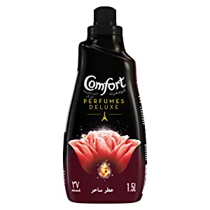 Comfort Fabric Softener Flora Soft + Concentrated Perfumed Fabric Conditioner