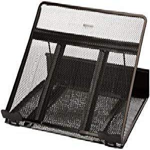 AmazonBasics Adjustable Ventilated Laptop Stand
