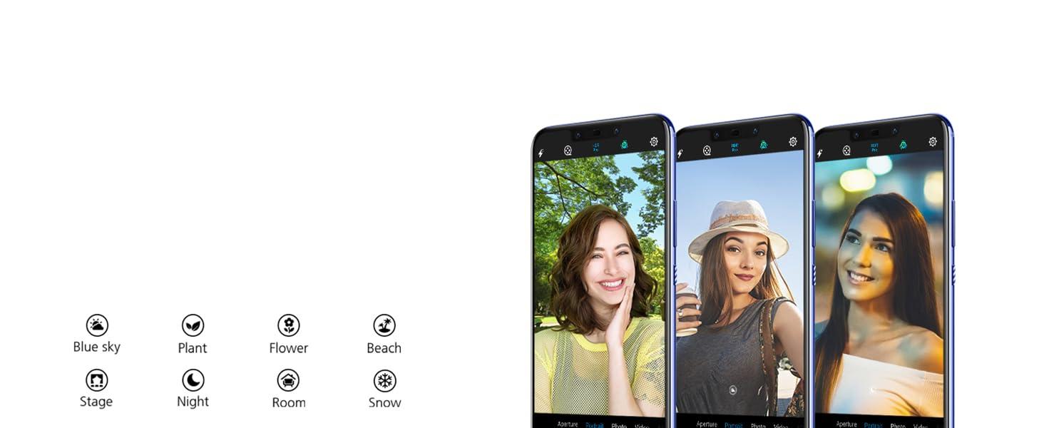 Huawei Nova 3 Iris Purple 6gb Ram 128gb Storage 3i Irish 4gb Free Bluetooth Earphone Ai Selfie Superstar