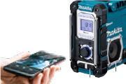 マキタ Bluetooth搭載 充電式ラジオ MR バッテリ・充電器別売
