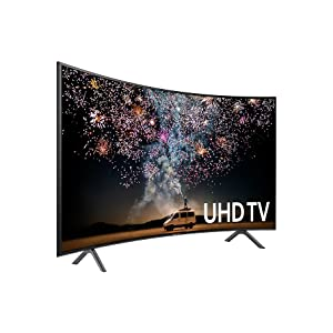 Samsung 49 Inch Curved Smart 4K UHD TV -49RU7300 - Series 7 (2019)