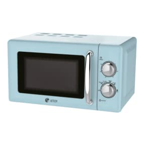 Artrom MM-720VML - Microondas retro, 700 W, color verde: Amazon.es ...