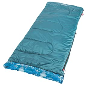 Coleman Plum Fun 45 Degree Youth Sleeping Bag