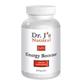 Dr. J's Natural Energy Booster