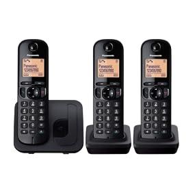 panasonic 2 line cordless phone without answering machine