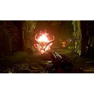 Amazon com: Doom - Xbox One: Bethesda Softworks Inc: Video Games