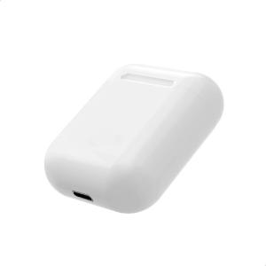 Borofone BE28 Plus Original Series TWS Earphones with Mic - White