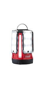 クアッドマルチパネルランタン LED 乾電池式 約800ルーメン