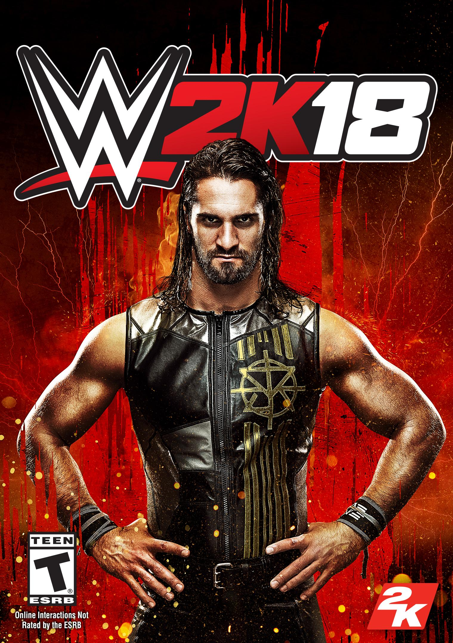 Amazon com: WWE 2K18 [Online Game Code]: Video Games