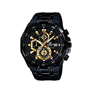 Casio Edifice for Men - Analog Stainless Steel Band Watch