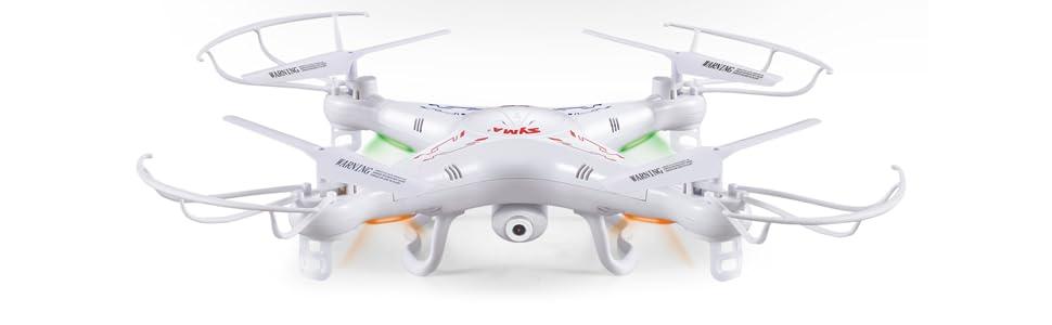 Syma- 1/ X5C Drone Quadcopter de 6 Ejes con Cámara HD de Alta ...