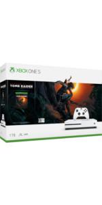 Xbox One S 1 TB シャドウ オブ ザ トゥームレイダー 同梱版