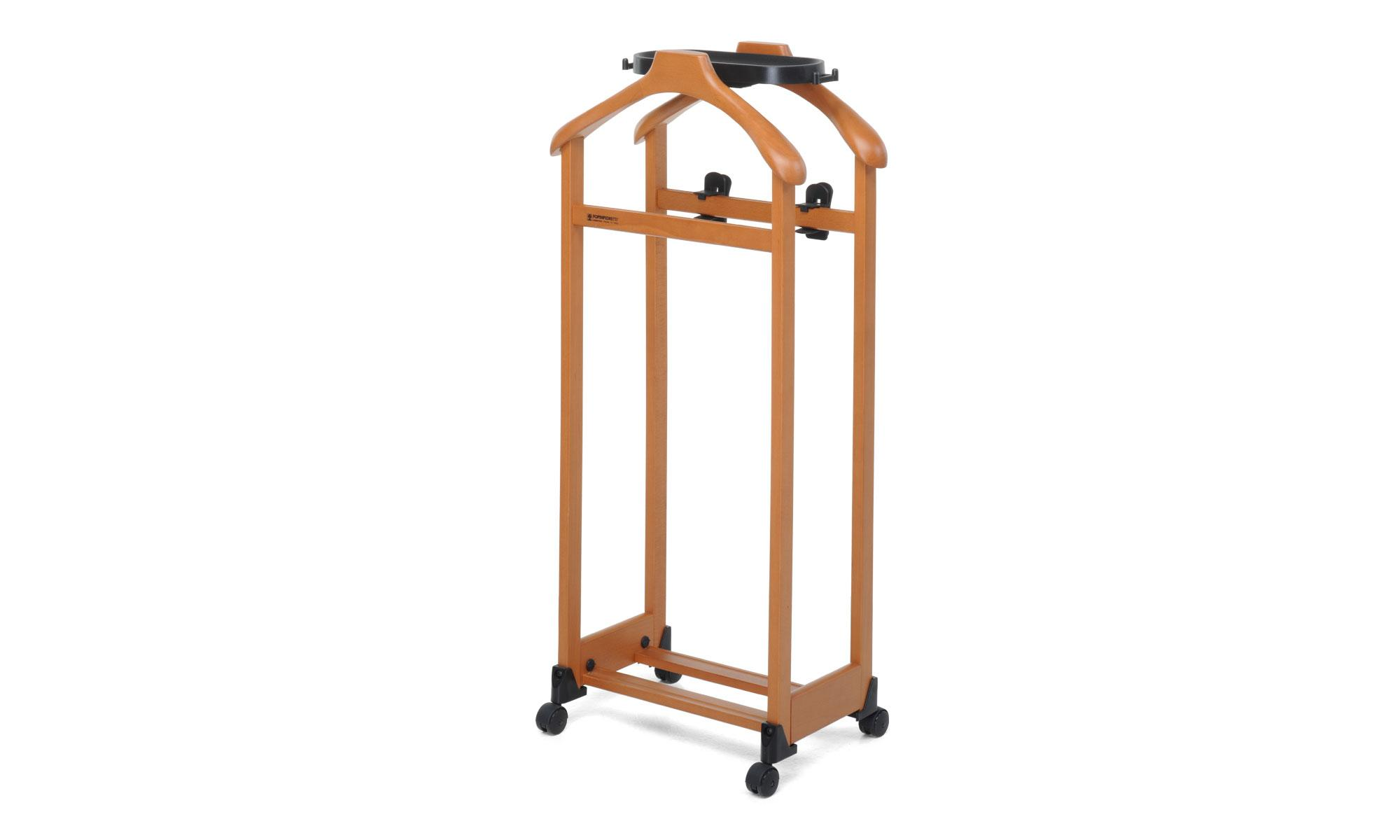 Foppapedretti mettinsieme indossatore da camera in legno for Indossatore da camera amazon