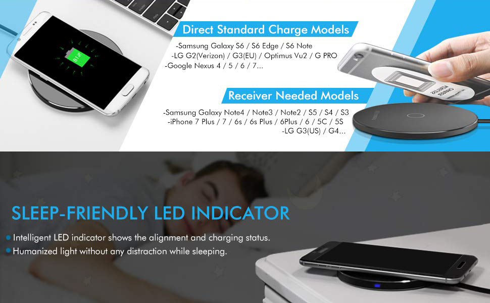 JFS Led Charging Cable Type C,Type C Charger Lead Fast Charging Cable with LED Light for Samsung//LG//Google Pixel//Sony Xperia//Oneplus//Huawei,Gray