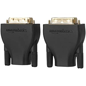 AmazonBasics HDMI to DVI-D Adapter - 4-Pack