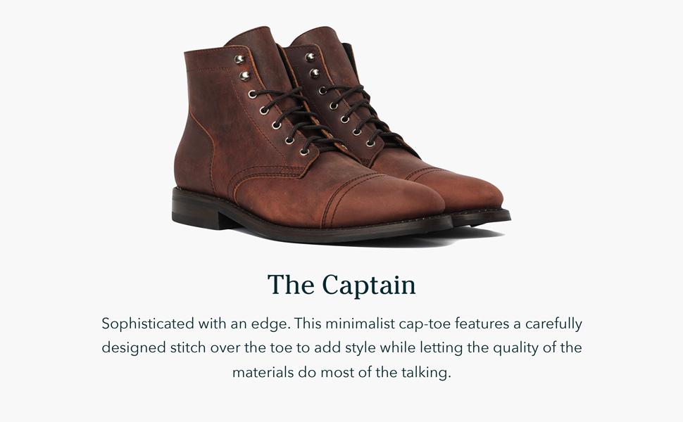 TBC Rugged Captain