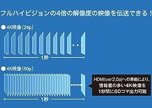 4K/60p/36bit(※3) 出力対応