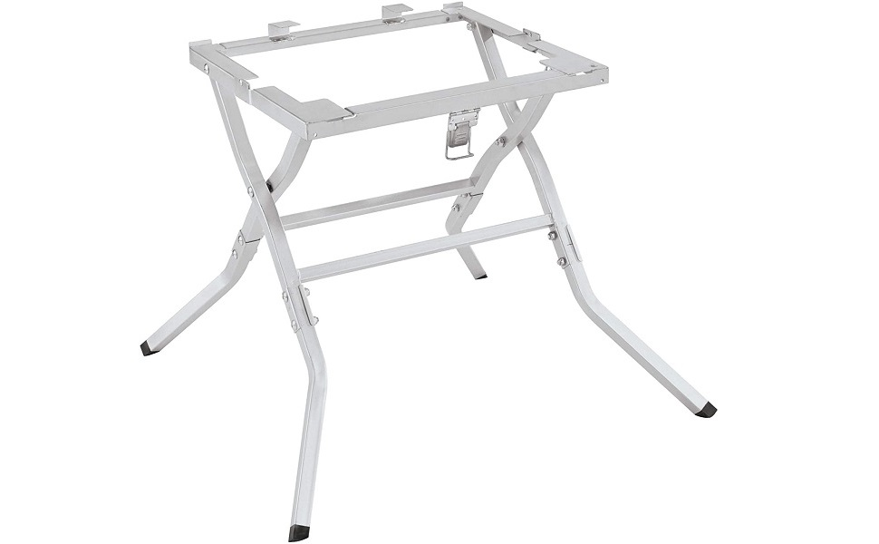 Bosch Gta500 Folding Stand For 10 Inch Portable Jobsite Table Saw Gts1031 Power Tool Stands