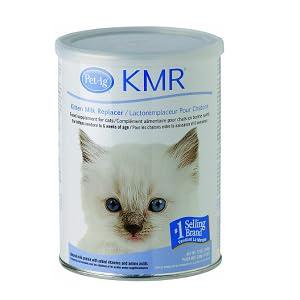Amazon Com Kmr Powder For Kittens Cats 12oz Pet Milk Replacers Pet Supplies