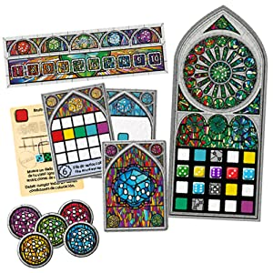 Devir Iberia 226546 Sagrada Devir, Multicolor: Amazon.es: Juguetes y juegos