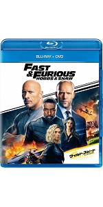 【Amazon.co.jp限定】ワイルド・スピード/スーパーコンボ ブルーレイ+DVD(特典映像ディスク付き) [Blu-ray]
