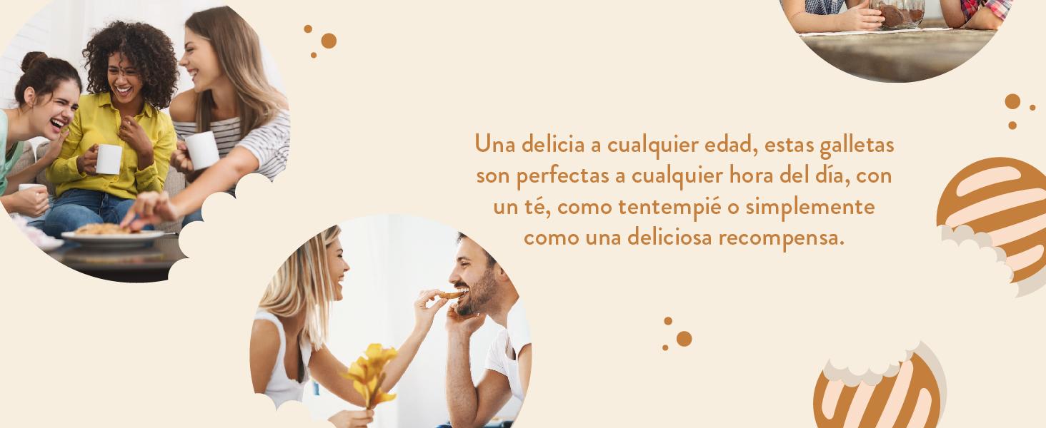 Marca Amazon - Happy Belly - Galletas suizas de cacao con relleno de crema de almendras, Pack de 4 (4 x 175g): Amazon.es: Alimentación y bebidas