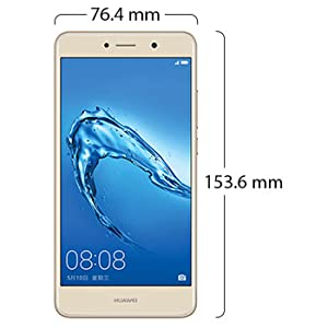 Huawei Y7 Prime Dual SIM - 32GB, 3GB RAM, 4G LTE, Streamer