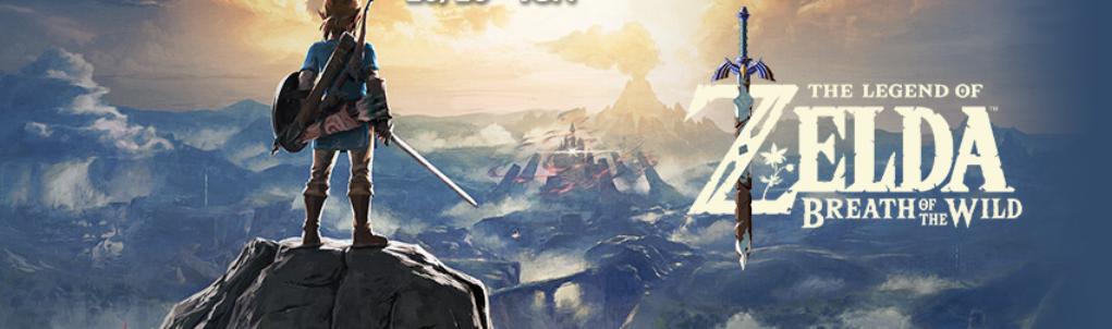 Zelda amiibo: Breath of The Wild - The Legend of Zelda
