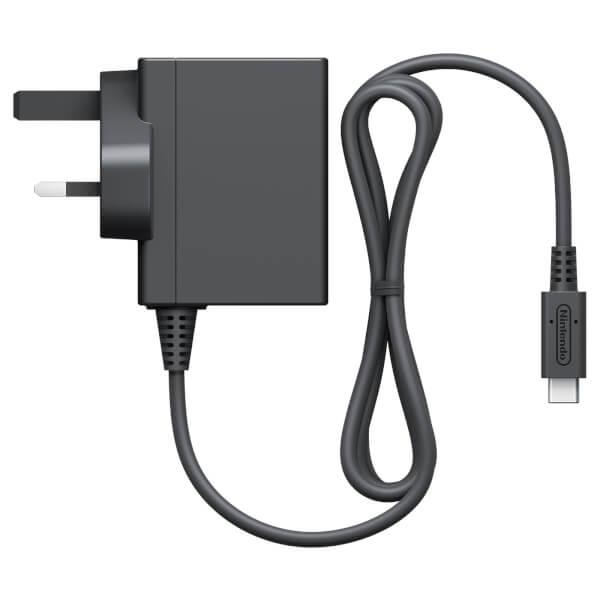 Nintendo Switch AC Adapter: Amazon.co.uk: PC & Video Games