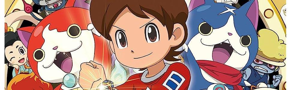 3DS Yo-Kai Watch 2: Carnánimas + Llavero: Amazon.es: Videojuegos